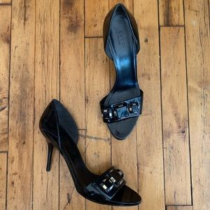 90s GUCCI Patent Leather Heels